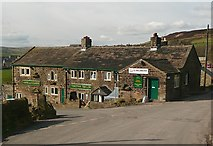 SE0028 : The Hare and Hounds, Chiserley, Wadsworth by Humphrey Bolton