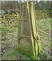 SE0225 : Murder Stone, Mytholmroyd by Humphrey Bolton