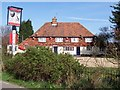 TQ6649 : Bush, Blackbird and Thrush Public House, Peckham Bush by David Anstiss