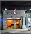 NS5865 : Glasgow Central Low Level station entrance by Thomas Nugent