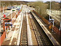 SD6708 : Lostock Station by Alexander P Kapp