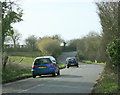 ST6261 : 2009 : A368 west of Chelwood by Maurice Pullin