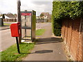 SU0908 : Verwood: postbox № BH31 163, Claylake Drive by Chris Downer
