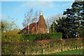 TQ6925 : Oast House at Court Barn, Etchingham Road, Etchingham, East Sussex by Oast House Archive