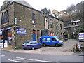 SD9225 : Brewery Street - Burnley Road by Betty Longbottom