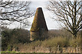 TQ5033 : Derelict Oast House at White House Farm, Lye Green, East Sussex by Oast House Archive