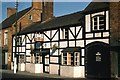 SO6775 : Royal Fountain Inn by Geoffery E Williams