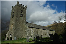NY4102 : Troutbeck Church by Philip Halling
