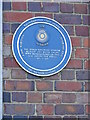 Photo of Blue plaque № 5684