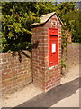 SZ2194 : Walkford: postbox № BH23 2, Walkford Road by Chris Downer
