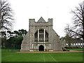 TG0839 : Gresham's School - the school chapel by Evelyn Simak