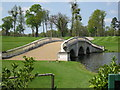 SU9782 : Repton Bridge, Stoke Park by don cload