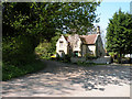 TL5161 : Quy Hall Lodge, Station Road by Keith Edkins