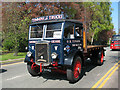 SJ7561 : Sandbach transport parade (7) - old trucks by Stephen Craven