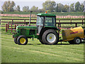 TL5266 : John Deere 2140 Tractor by Keith Edkins