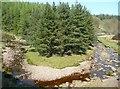 SE1900 : Meander of the Little Don River, Landsett by Humphrey Bolton
