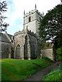 ST5963 : St. Mary the Virgin's church, Stanton Drew by Jonathan Billinger