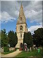 SP7026 : Steeple Claydon: St Michael's Church by Nigel Cox