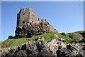 NS2515 : Dunure Castle by Helen Wilkinson
