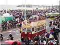TQ8209 : Happy Harold the Trolley Bus at Hastings May Day Run 2009 by Oast House Archive