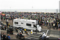 TQ8209 : Motor caravan at Hastings May Day Run by Oast House Archive