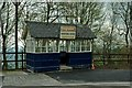SK3455 : Wakebridge Waiting Room, Crich Tramway by P L Chadwick