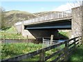 NT2322 : Road bridge over the Megget Water at Cappercleuch by M J Richardson