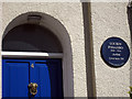 Photo of Lucien Pissarro blue plaque