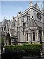 St James's Roman Catholic Church is on St George Street in Marylebone.
