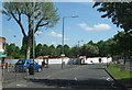 SP0390 : The Uplands Pub Site, Now Demolished by Roy Hughes