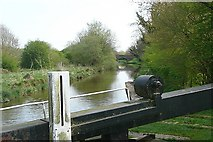SU3067 : Froxfield Bottom Lock by Graham Horn