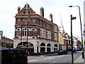 TQ2878 : Ebury Restaurant Pimlico Road by PAUL FARMER