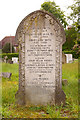 TQ2550 : Frith tombstone, Reigate cemetery by Ian Capper