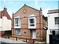 TQ8209 : The Old Town Rectory, 7 High Street, Hastings by Oast House Archive