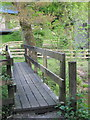 SX2060 : Footbridge at Deerpark by Dr Duncan Pepper