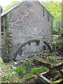 SX2060 : Mill Wheel at Deerpark by Dr Duncan Pepper