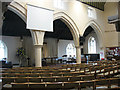 TQ3161 : Interior of Christ Church, Purley by Stephen Craven
