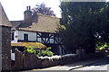 TQ6756 : Yew Tree Cottage, St Leonard's Street, West Malling, Kent by Oast House Archive
