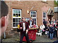 NS4927 : Mauchline Holy Fair by Kath Jones