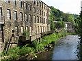 SE0026 : Mytholmroyd - Clog Mills and River Calder : Week 21
