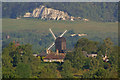 TQ2350 : Reigate Heath Windmill in Summer by Ian Capper