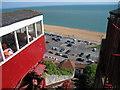 TR2235 : Leas Cliff Funicular Railway, Folkestone : Week 21