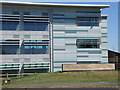 TL1396 : The latest addition to Peterborough Business Park by Michael Trolove