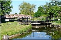 SU4566 : Guyer's Lock by Graham Horn