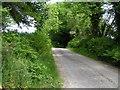 C4930 : Road at Gortnamona by Kenneth  Allen