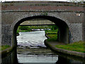 SJ8902 : Bridge No 3 on the Shropshire Union Canal at Pendeford by Roger  Kidd