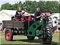 TL0960 : Opperman Motor Cart, Bolnhurst by Michael Trolove