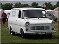 TL0960 : White van man, Bolnhurst by Michael Trolove
