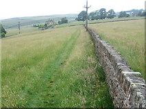 SE1207 : Footpath near Carr Green by Chris Wimbush