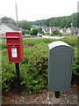 SZ0692 : Branksome: postbox № BH12 34, Thwaite Road by Chris Downer